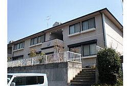 アムエンタスA[1階]の外観