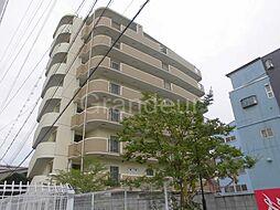 ラブリーガーデンビュー[5階]の外観