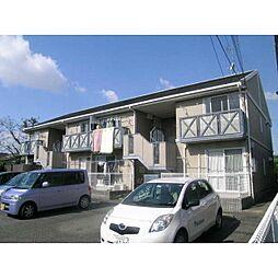 愛知県清須市春日弐屋敷の賃貸アパートの外観