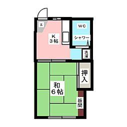🌟敷金礼金0円!🌟はぎの荘