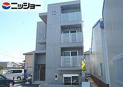 マンションLOT[3階]の外観