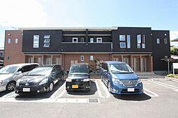 広島県福山市手城町1丁目の賃貸アパートの外観