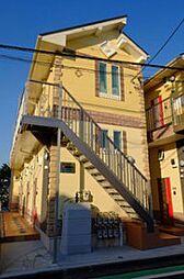 ユナイト 横浜ウェリントン[2階]の外観