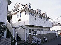 埼玉県川口市柳根町の賃貸アパートの外観