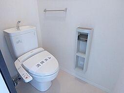 グランディールのトイレ