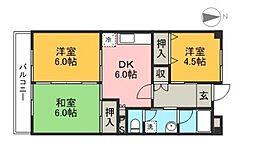 【敷金礼金0円!】コーポマルベリ北新田