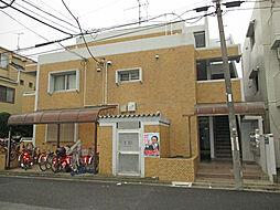 東京都杉並区方南2丁目の賃貸マンションの外観