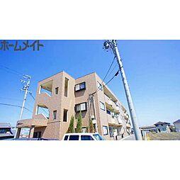 三重県四日市市松本1丁目の賃貸マンションの外観