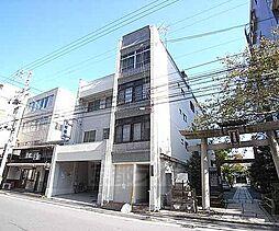 京都府京都市下京区本柳水町の賃貸マンションの外観