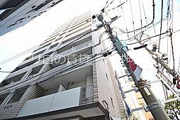 東京都品川区大井4丁目の賃貸マンションの外観写真