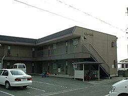 ビュー長坂[202号室]の外観