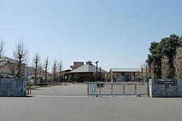 つくば市立谷田部中学校(2833m)