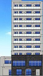 新築 カリーノ鳥越[3階]の外観