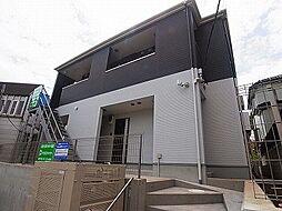 Le clair新松戸[2階]の外観