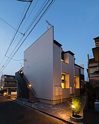 神奈川県座間市相模が丘4丁目の賃貸アパートの外観