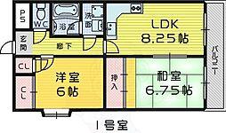 深井駅 5.9万円