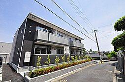 福岡県北九州市小倉北区篠崎4丁目の賃貸アパートの外観