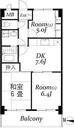 三ノ輪駅 13.1万円