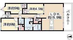 上社駅 16.5万円