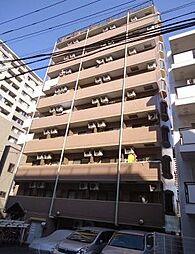 神奈川県横浜市中区寿町2丁目の賃貸マンションの外観