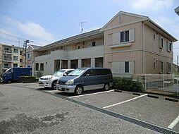 グレース田喜野井3番館[105号室]の外観