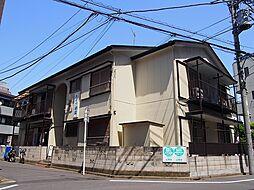 ハイツ須賀[102号室]の外観