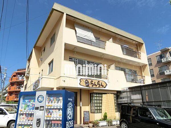 吉田マンション[2階]の外観