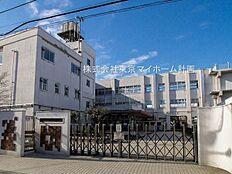 小学校 1100m 国分寺市立第八小学校