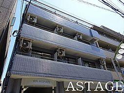 東京都世田谷区松原1丁目の賃貸マンションの外観