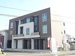 静岡県静岡市葵区山崎2丁目の賃貸アパートの外観