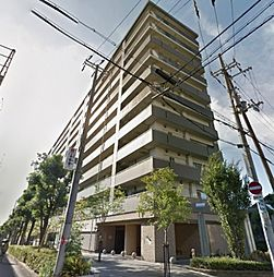 ローレルコート阿倍野三明町[3階]の外観