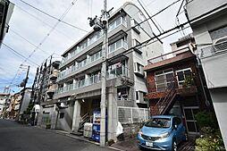 ロイヤルマンション[1階]の外観