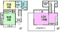 みどり湖駅 350万円