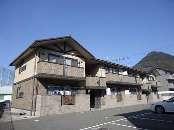 山口県下関市形山みどり町の賃貸アパート