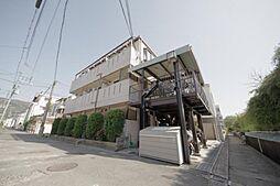 大阪府東大阪市桜町の賃貸マンションの外観