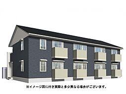 (仮)D-room西本町 B棟[201号室]の外観