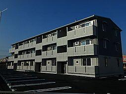 エステイトZEN C[1階]の外観
