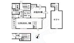 中井駅 12.8万円