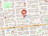 地図,2DK,面積43m2,賃料4.7万円,札幌市電2系統 西線9条旭山公園通駅 徒歩8分,,北海道札幌市中央区南八条西17丁目2番27号