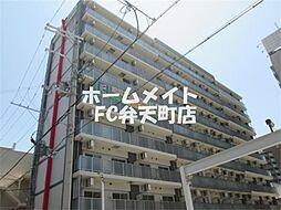エステムコート難波WEST-SIDEIIベイフレックス[7階]の外観