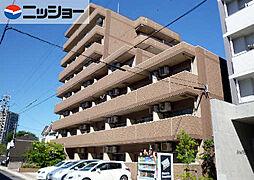 Arsa上飯田[6階]の外観