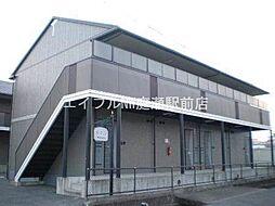 ソレイユ・ジン B棟[1階]の外観