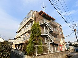 中村十番館[4階]の外観