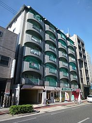 シャトー鶴ヶ丘[6階]の外観
