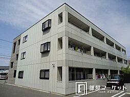 愛知県豊田市寿町4丁目の賃貸アパートの外観