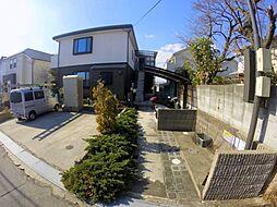 大阪府箕面市桜ケ丘5丁目の賃貸アパートの外観