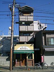 サンライズ渕田[1階]の外観