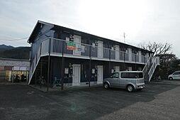 パークヤノ[1階]の外観