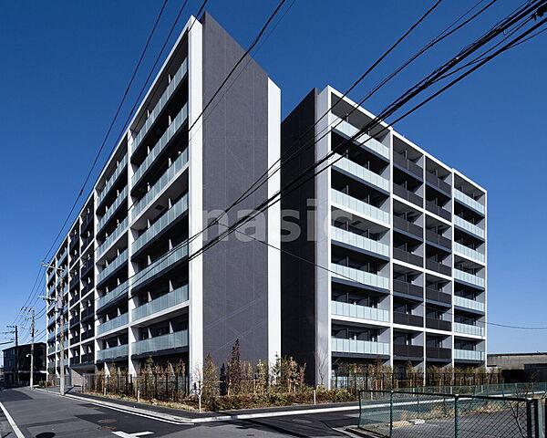 キャンパスヴィレッジ赤羽志茂 8階の賃貸【東京都 / 北区】
