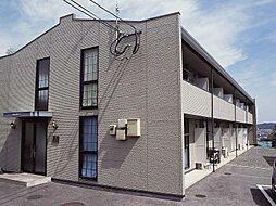 レオパレス喜多荘[206号室]の外観